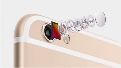 iPhone 6 Plus cámara