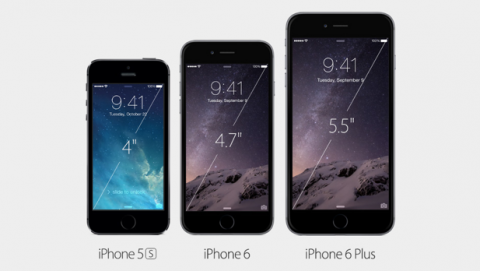 iPhone 6 comparativa