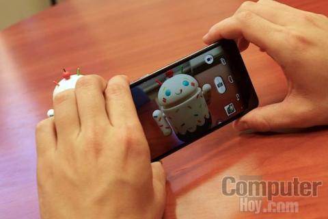 cámara Huawei Honor 6