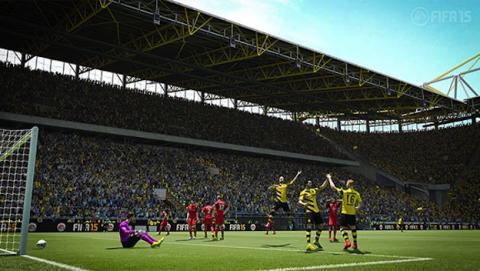 El demo de FIFA 15 para PC por fin está disponible