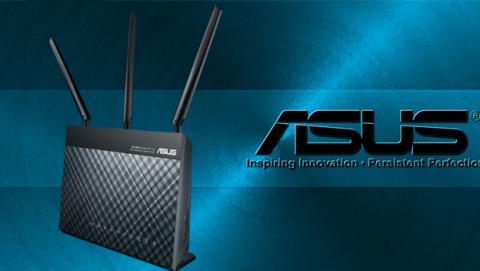 Asus anuncia el nuevo módem-router DSL-AC68U dual band