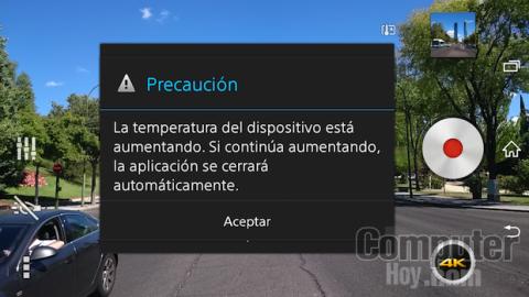 Xperia Z3 sobrecalentamiento