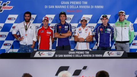 Dónde ver online MotoGP: Gran Premio de San Marino 2014