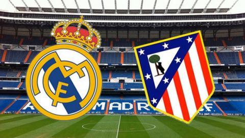 Dónde ver online Real Madrid-Atlético de Madrid en directo
