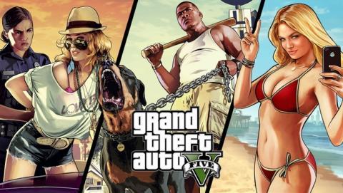 Ya hay fecha y trailer de GTA 5 para PS4 y Xbox One.