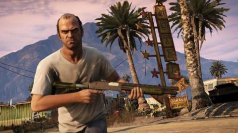GTA V trailer y lanzamiento en PS4, Xbox One y PC