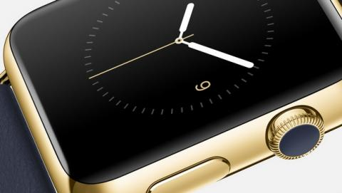 El smartwatch Apple Watch Edition en oro de 18 kilates podría costar 1.200 dólares.