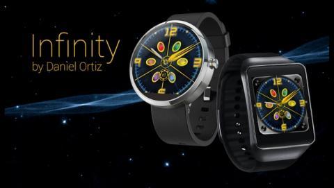 Convierte tu smartwatch Android Wear en un Apple Watch con la app de esferas personalizables WearFaces.