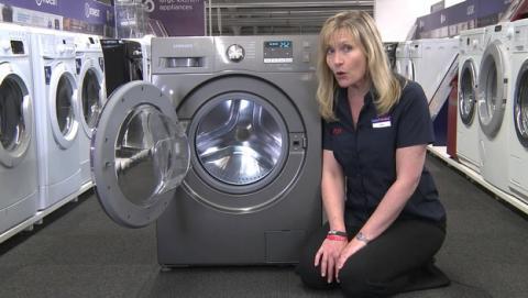 Samsung acusa a LG de sabotear sus lavadoras en IFA 2014.