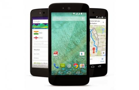 Así es Android One