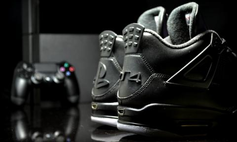Sneakers Air Jordan PS4