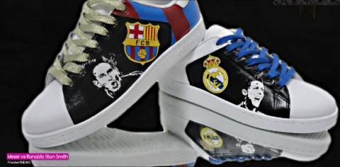 Adidas Messi vs. Ronaldo