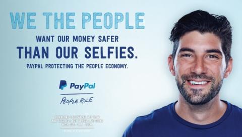 PayPal critica a Apple Pay en un anuncio en periódicos usando el escándalo del robo de fotos eróticas a famosas desnudas.