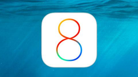iOS 8 ya disponible para su descarga