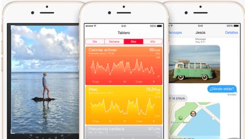 Apps para iOS 8