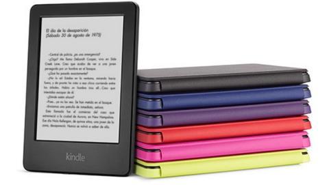 Nuevo Kindle básico mejorado, ahora con pantalla táctil y más memoria, nuevo modo Kindle FreeTime, 79€ en Amazon.
