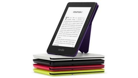 Kindle Voyage, presentado oficialmente en Amazon.com.