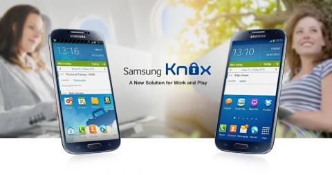 Samsung Knox gratis