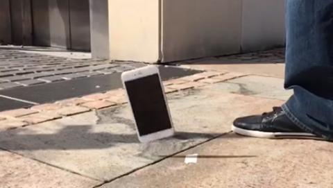 iphone 6 plus caída