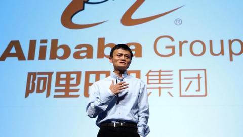 Qué es Alibaba, el gigante chino que arrasa en Bolsa, superando a Facebook y Amazon.