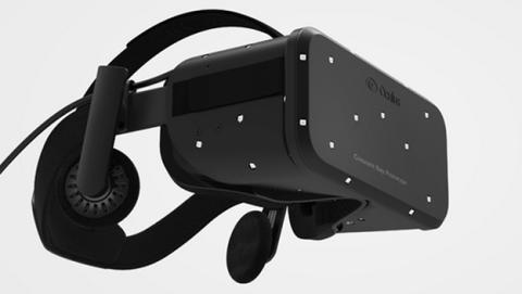 Oculus Rift ya tiene nuevo prototipo Crescent Bay, con audio integrado RealSpace3D, y más resolución.