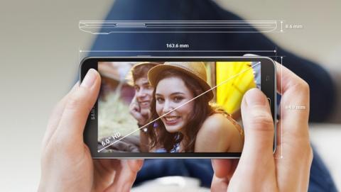 Samsung Galaxy Mega 2, el nuevo phablet de 6 pulgadas de Samsung.