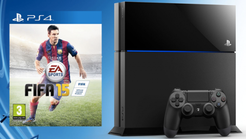 fifa 15 ps4 pack