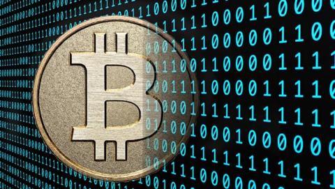 Primer cajero de Bitcoin de Madrid en el centro comercial ABC Serrano.