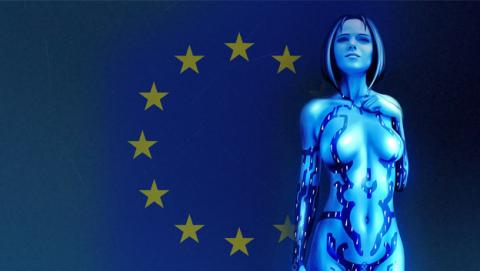 Cortana en Europa