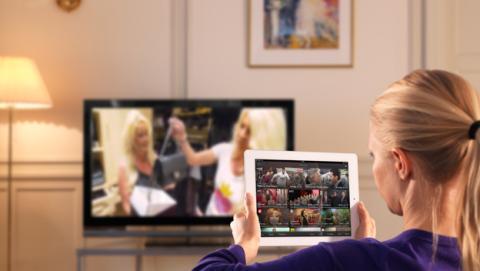 americanos prefieren tv