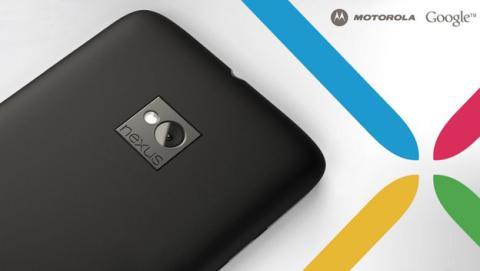 """Nexus 6 """"Shamu"""" de Motorola"""