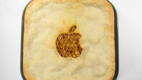 Acción de gracias Apple