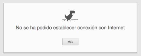 Chrome tiranosaurio