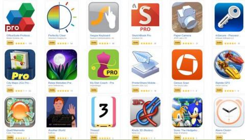 Promoción Amazon App de pago gratis