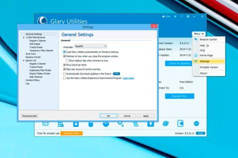 Optimiza tu ordenador con Glary Utilities