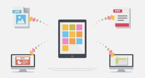 Post-it Plus para iOS 8