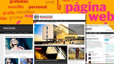 Las 10 mejores plantillas de WordPress para magazines