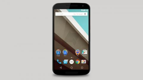 Nexus 6 de Google: nueva imagen y características del phablet de 5.9 pulgadas.