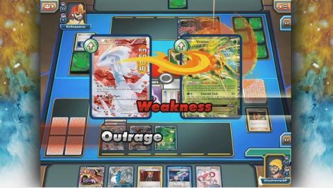 El Juego de Cartas Coleccionables (JCC) Pokémon Online ya disponible para iPad. El primer juego de Nintendo para tablets.