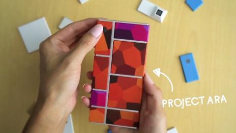project ara cambio de piezas