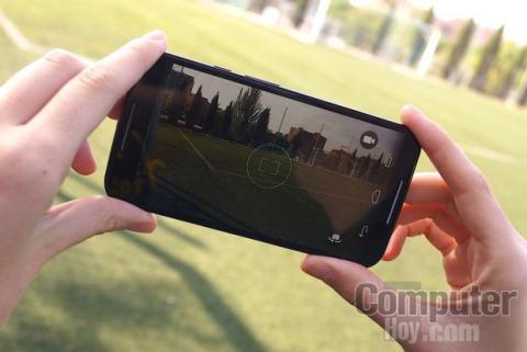 Nuevo Moto X cámara