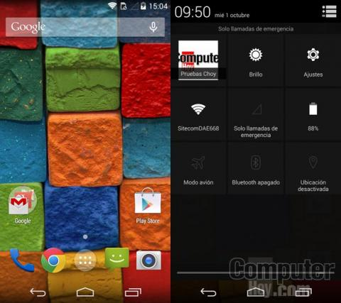 MotoX android