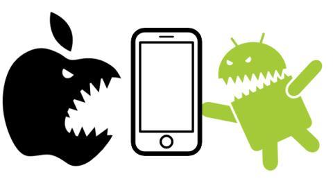Malware Android e iOS