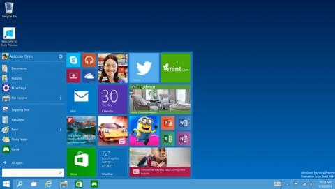 Cómo descargar e instalar Windows 10 Technical Preview