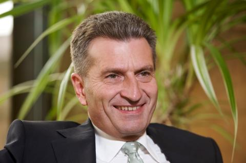 Günter Oettinger famosas