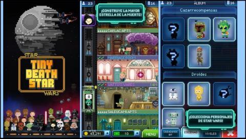 Disney borra juegos de Star Wars en iOS y Android sin avisar.