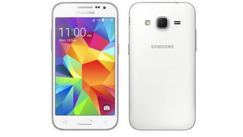 Samsung Galaxy Prime Core con Android 4.4, visto en Flipkart