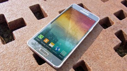Samsung Galaxy Alpha análisis