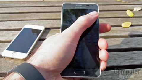 Diseño Samsung Galaxy Alpha