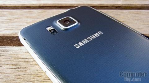 Cámara trasera Samsung Galaxy Alpha